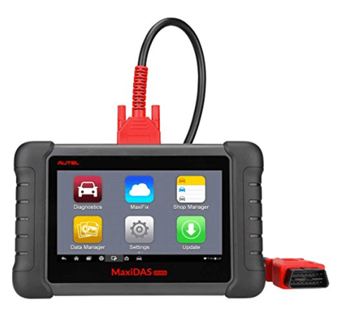 Autel Maxidas DS808 Automotive Diagnostic Tool OBD2 Scanner with Key Coding