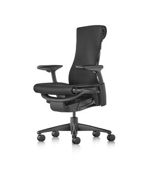 Herman Miller Embody Chair is #1 rated ergonomic chair