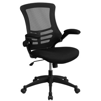 Mid-Back Mesh Ergonomic Office Chair by Flash Furniture