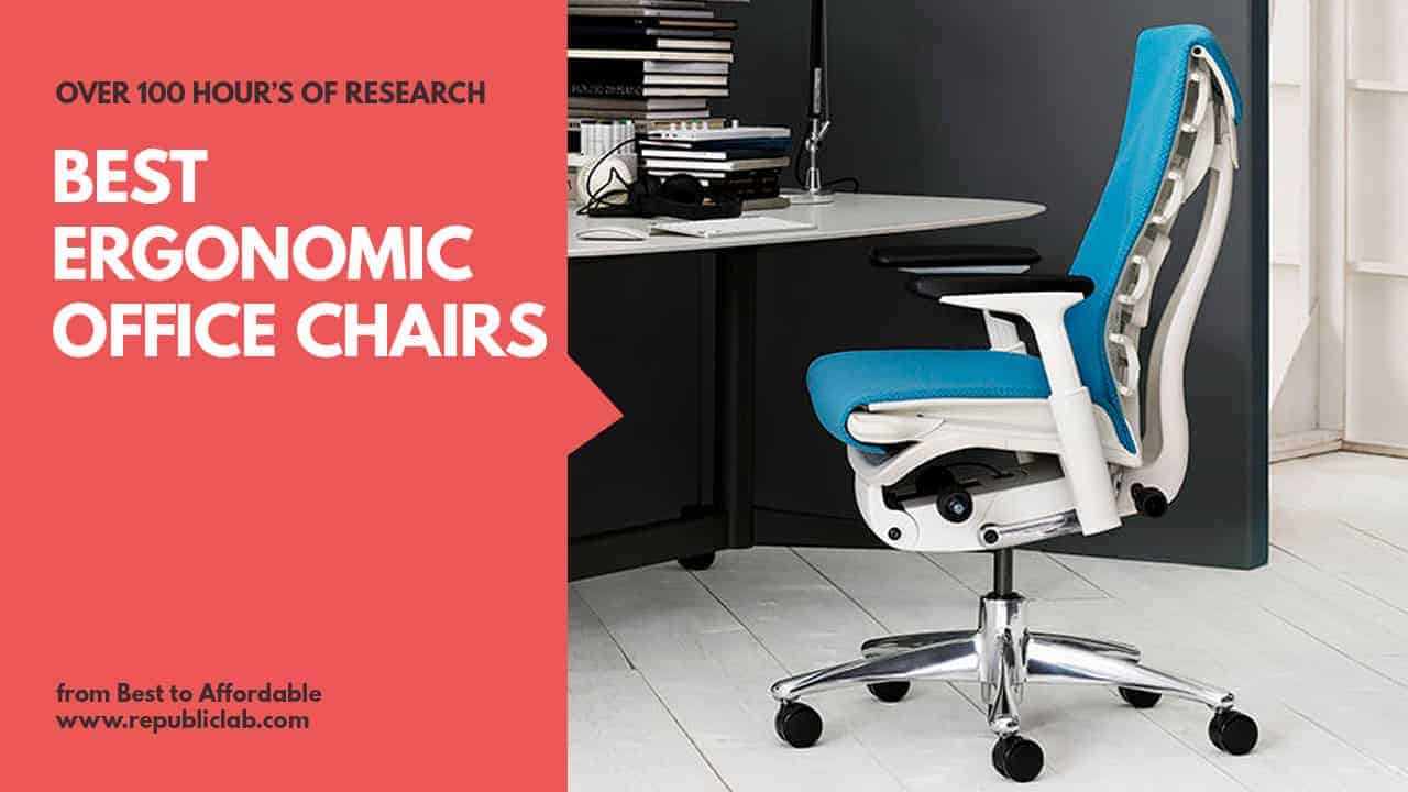 Top 15 Best selling ergonomic office chairs and reviews
