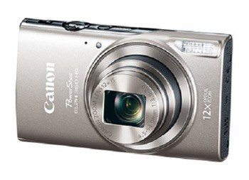 Canon PowerShot ELPH 360 HS with 12x Optical Zoom Vlogging Camera