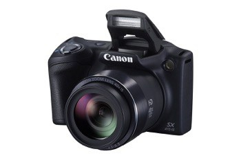 Canon Powershot SX140 IS vlogging camera under $200
