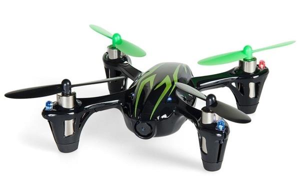 HUBSAN X4 H107C drone for beginners
