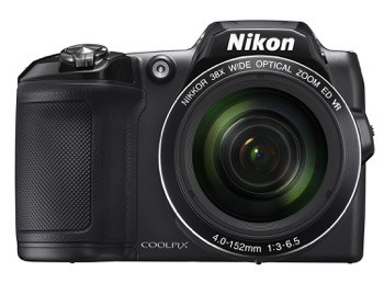 Nikon COOLPIX L840 Digital Camera with 38x Optical Zoom