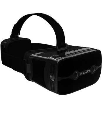 Sulon Q virtual reality headset