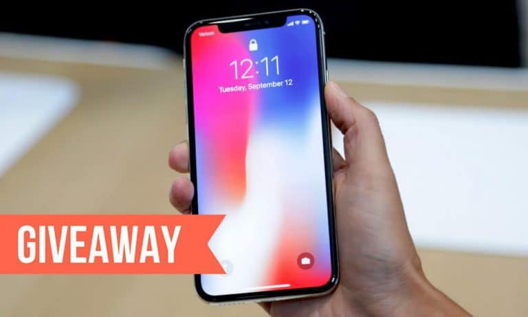 Get A 1 149 00 Worth Iphone X For Free