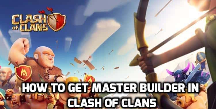 Quick tip to get master builder in clash of clans