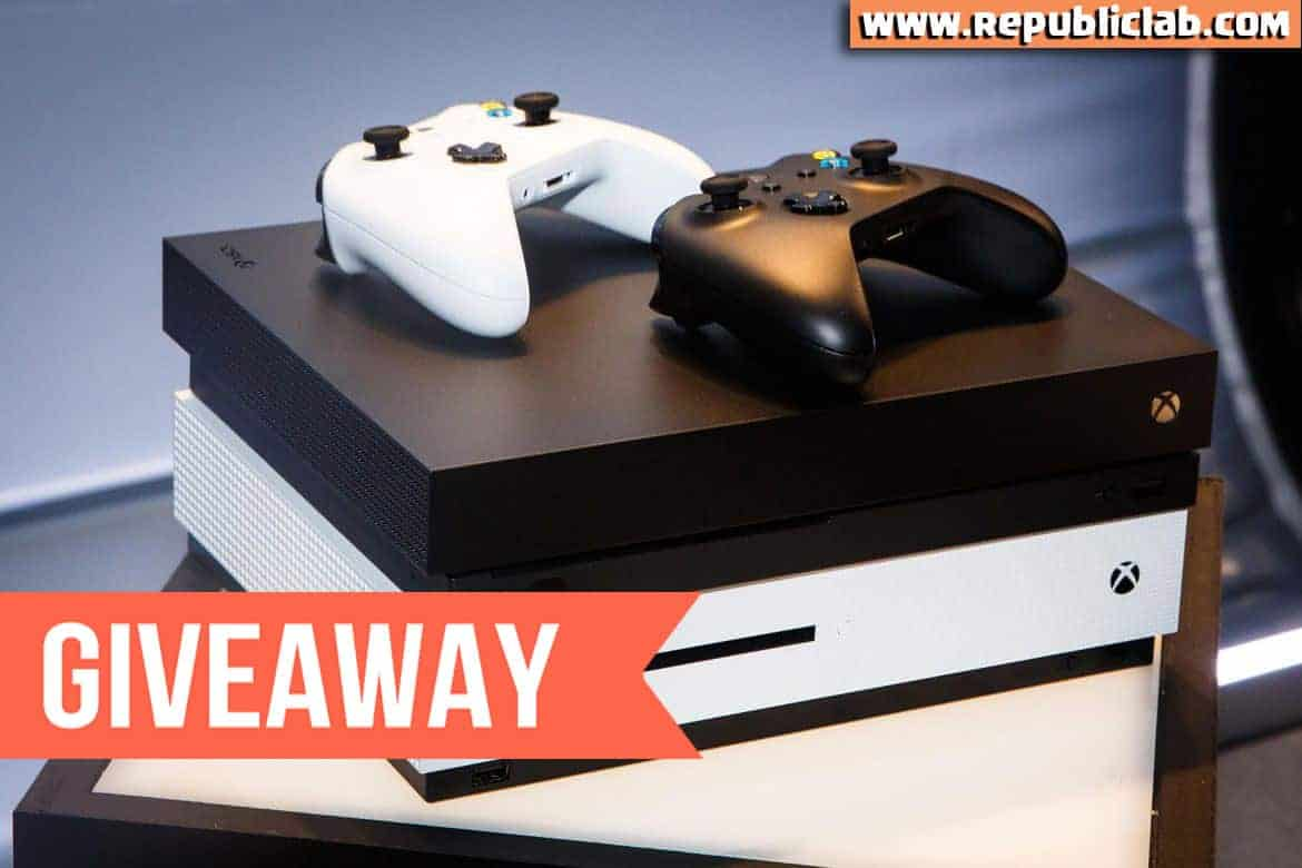Xbox One X Giveaway