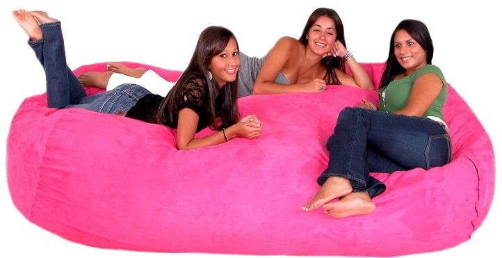 Miraculous Top 10 Best Bean Bag Chairs Of 2019 With Reviews Lamtechconsult Wood Chair Design Ideas Lamtechconsultcom