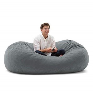Tremendous Top 10 Best Bean Bag Chairs Of 2019 With Reviews Caraccident5 Cool Chair Designs And Ideas Caraccident5Info