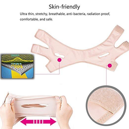 Huluwa Face Slimming Cheek Bandage