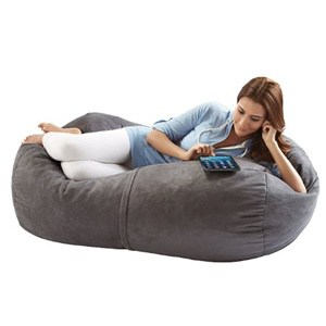 Fine Top 10 Best Bean Bag Chairs Of 2019 With Reviews Lamtechconsult Wood Chair Design Ideas Lamtechconsultcom