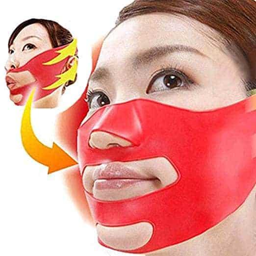 KOLIGHT Anti Wrinkle Half Face Slimming Cheek Bandage