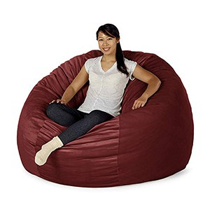 Take Ten Giant Luxury Bean Bag Chair