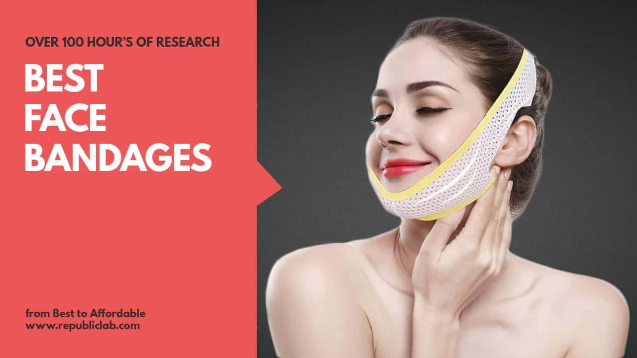 best face bandages and their reviews