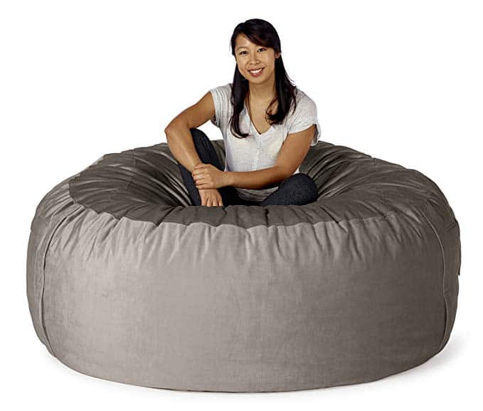 Terrific Top 10 Best Bean Bag Chairs Of 2019 With Reviews Lamtechconsult Wood Chair Design Ideas Lamtechconsultcom