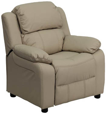 Flash Furniture Deluxe Recliner - Most Affordable