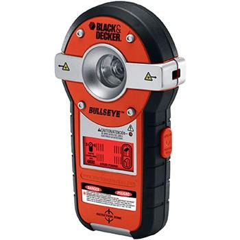 BLACK DECKER BDL190S BullsEye Auto-Leveling Interior Line Laser / Stud Sensor