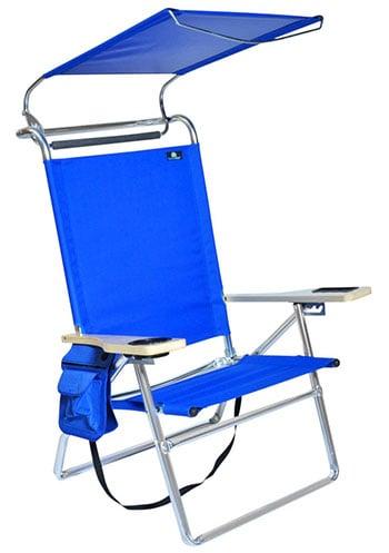 BeachMall Delux Aluminum Beach Chair