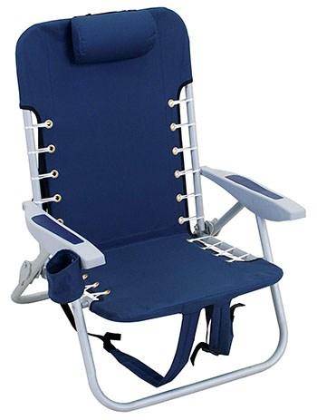 Rio Beach Lace-Up Chair