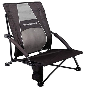 STRONGBACK Low Gravity Chair