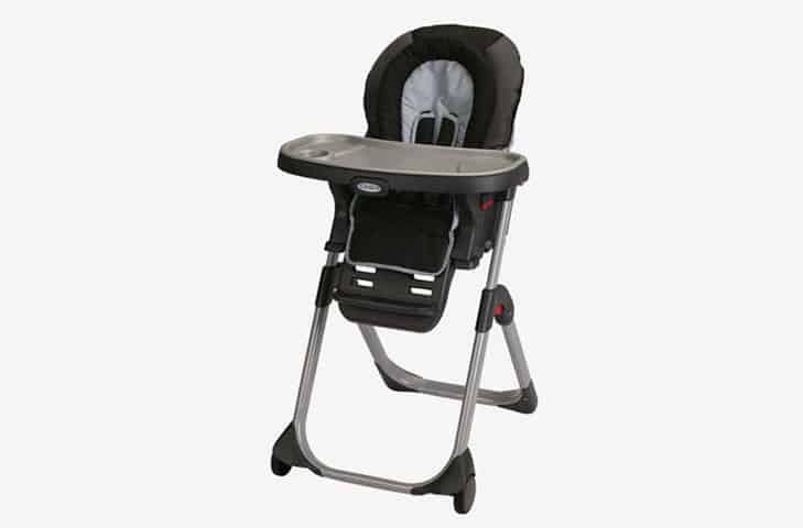 high chair for feeding babies