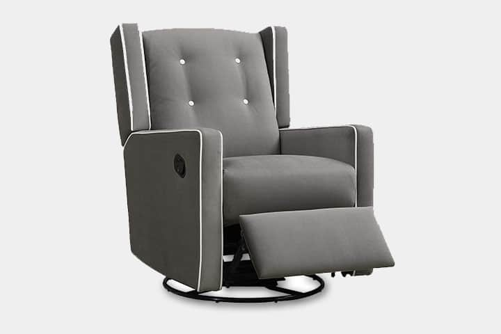nursing chair best for breast feeding
