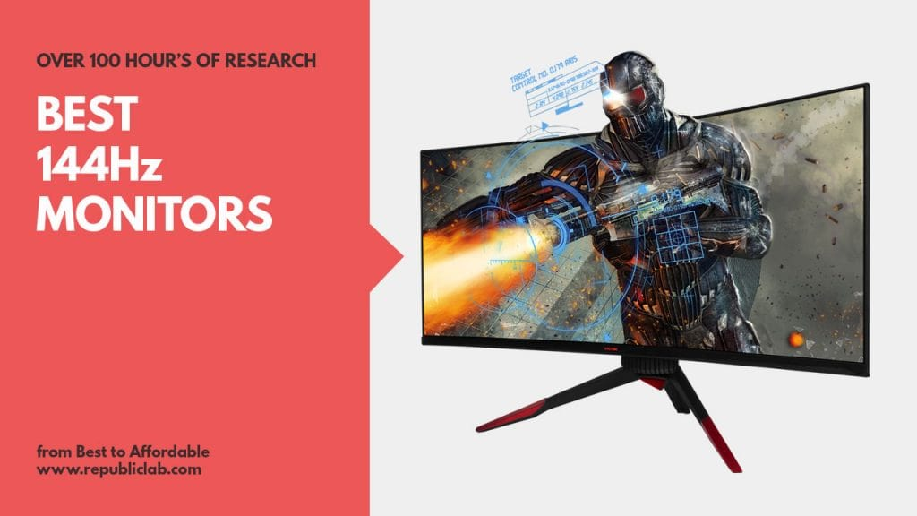 Top 10 Best Cheap 144hz Monitors for 2019 - Reviews and