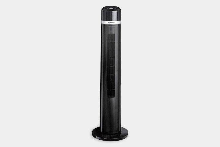 AmazonBasics Oscillating Tower Fan