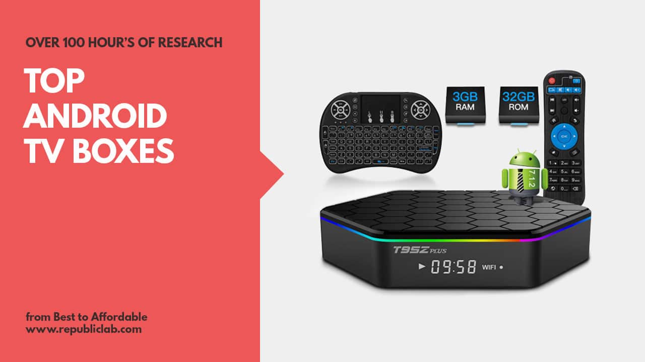 best android tv box guide