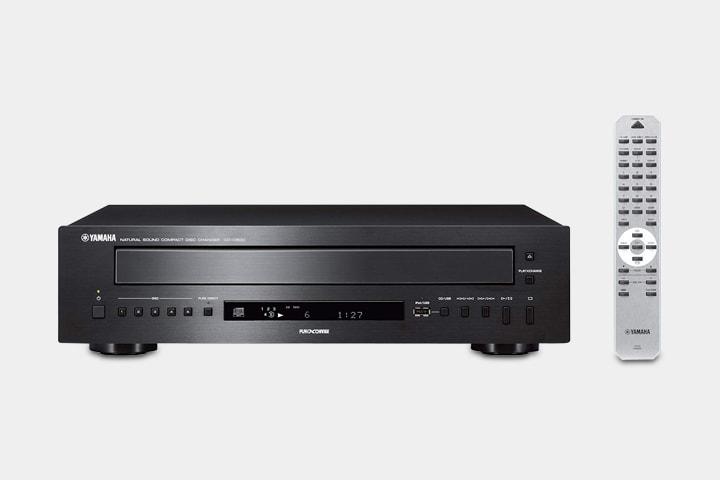 Yamaha CD-C600BL