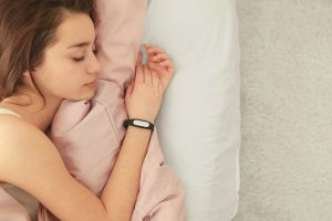 fitbit while sleeping