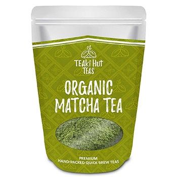TEAki Hut Organic